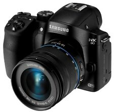 Samsung NX 30 Smart Wi-Fi Video Digital Camera 18-55mm III Lens +16GB -NTSC/PAL