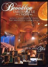 The Brooklyn Tabernacle Choir: I'll Say Yes Brooklyn Tabernacle DVD