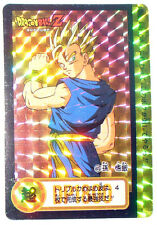 Carte DRAGON BALL Z DRAGONBALL GT CARDDASS CARD PRISM CARTE n°691 JAPAN  1994