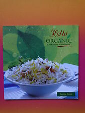 Indische Küche biologisch: Kochbüchlein 17 Seiten englisch-sprachig      NEU