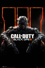 Call of Duty Black Ops 3 Cover Panned Out Poster FP3972 61x91.5cm Free UK Post