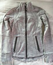 NWT Lululemon Women's Define Jacket Zip Up size 4  Color: WSNB SOLD OUT!!!