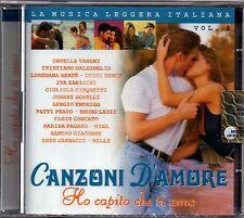 CANZONI D'AMORE VOL.3 -CD NUOVO SIGIL MARINA PAGANO DORELLI TENCO MALGIOGLIO