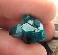 AWESOME TSUMEB SOUTH AFRICA EMERALD GEMMY FIREY GREEN DIOPTASE CRYSTAL