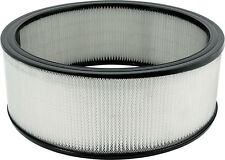 "AIR CLEANER HIGH FLOW FILTER 14 X 5"" HIGH PERFORMANCE STYLE IMCA WIX FRAM TYPE"