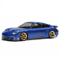 HPI Racing 200mm Porsche 911 Turbo 997 Clear Body 1:10 RC Cars Touring #17527