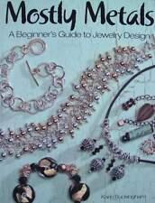 LIVRE/BOOK : bijoux à faire soi-même (métal,jewelry design,guide)