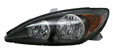 New Replacement Headlight Assembly LH / FOR 2002-04 TOYOTA CAMRY SE