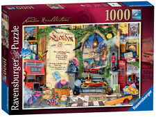 19757 Ravensburger London Recollections Jigsaw 1000pc Puzzle Adult Children