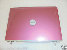 NEW Dell Inspiron 1420 1421 Vostro 1400 Pink Top Panel W/Hinges LCD LID YY056
