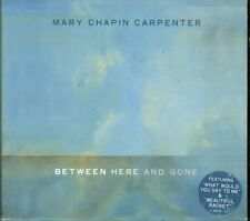 Mary Chapin Carpenter - Between Here And Gone Digipack Cd Ottimo