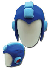 NEW Great Eastern GE-8187 Mega Man 10: Mega Man's Fleece Helmet Cosplay Hat