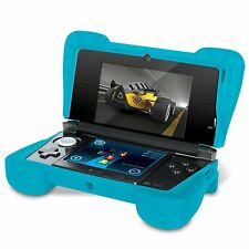 Loose Blue Dreamgear Comfort Grip Silicone Protective Case for Old Nintendo 3DS