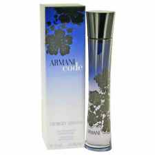 Armani Code by Giorgio Armani Women 75 ml Eau De Parfum Spray 2.5 oz NIB SEALED