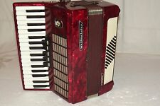 Piano accordion akkordeon WELTMEISTER STELLA 48 bass