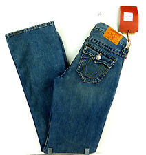 210 NWT AUTHENTIC TRUE RELIGION BOYS BILLY jeans boot cut Size 14 NEW