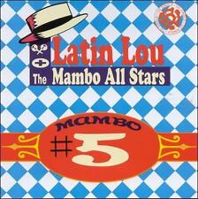 Latin Lou & The Mambo All Stars, Mambo 5, Excellent Single