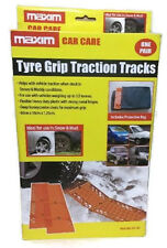 Tyre Grip Traction Tracks MatesIdeal For Snow Mud Sand RescueCar Van Truck