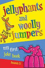 Jellyphants y lanudo puentes: mi primer libro de broma por Amanda Li-Libro Nuevo
