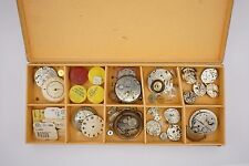 SWISS MOVEMENT AND WRISTWATCH PARTS, LEVER & PIN PALLET SPARES & REPAIRS R139