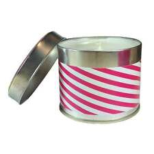 Cherry Scented Travel Tin Candle - Handmade in South Africa - Fair Trade