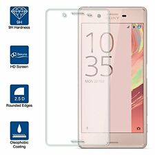 Original Real Tempered LCD Glass Screen Protector Guard For Sony Xperia XA