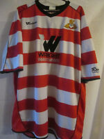 2008-2009 Doncaster Rovers Home Football Shirt Size XXL  /22433