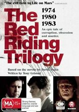 The Red Riding Trilogy NEW R4 DVD