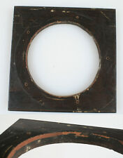 LARGE FORMAT LENS BOARD 5 1/4 X 5 1/4, 3 3/4 OPENING