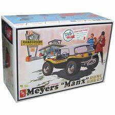 "AMT Meyers ""Manx"" Dune Buggy Model Kit 1/25 white version"
