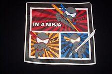 I'm A Ninja Hiyaaa Pow Slash T-Shirt Mens Womens XL