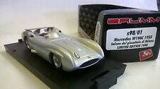 AUTO BRUMM 1:43 MADE IN ITALY DIE CAST MERCEDES W196C 55 SALONE MILANO S98/01