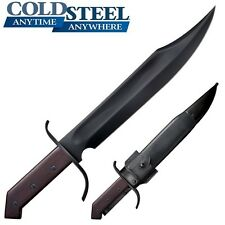 Cold Steel - 1917 FRONTIER BOWIE KNIFE with Leather Sheath 88CSAB New