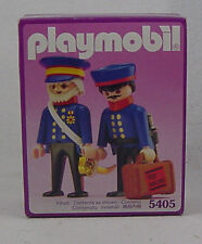 VINTAGE~PlaymobIl~VICTORIAN DOLLHOUSE~5405~OFFICER & AIDE~NISB