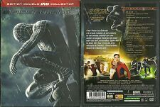 SPIDERMAN 3 avec TOBEY MAGUIRE, KIRSTEN DUNST / EDITION COLLECTOR 2 DVD