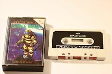 RARE SONY MSX GAME SPACE WALK BY MASTERTRONIC 1984 CASSETTE GAME