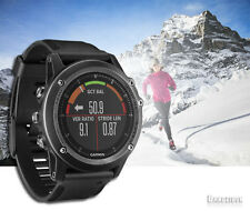 Garmin Fenix 3 HR Multi Sport Triathlon Training Fitness Running GPS Watch Band
