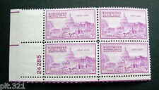 Sc # 992 ~ Plate # Block ~ 3 cent National Capital Sesquicentennial Issue