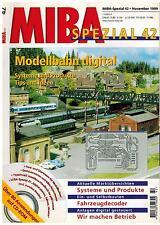MIBA Spezial 42 - Modellbahn digital, November 1999, Einriss