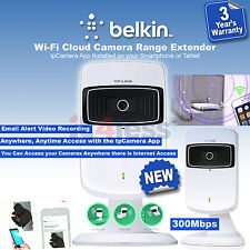 TP-Link NC200 Wi-Fi Cloud Camera Range Extender Email Alert Video Recording NEW