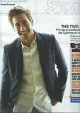 JAKE GYLLENHAAL interview COVER -The Two Jakes  2007