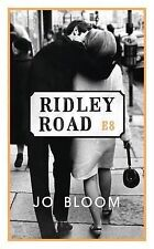 Ridley Road, Bloom, Jo, New Book