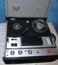 Vintage TC 105 SONY O MATIC Reel To Reel Tape Player/Recorder Tapecorder J00266