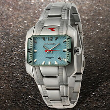 Diadora European Designer Stainless Steel Sport Ladies Watch / MSRP $780.00