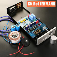 Classic HiFi Headphone Amplifier Stereo Amp DIY Kit / 1Set Inspired By LEHMANN