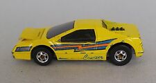 Vintage 1983 Hot Wheels Cruiser Yellow Crack-up Hong Kong