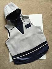 NIKE WOMEN'S MIXED MATERIAL VEST 749132 050 SIZE LARGE $150