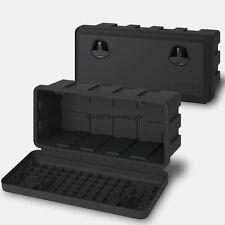 Staubox 65l Deichselbox Unterbaubox PKW Anhänger Kiste Gurtkiste Pritsche Box J4