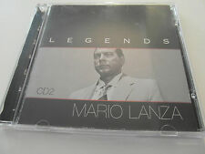 Mario Lanza - Legends / 16 Songs / CD 2 (CD Album) Used Very Good
