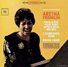 The Electrifying Aretha Franklin ( CD - Album - Paper Sleeve )